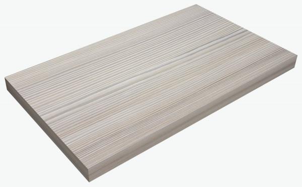 Fackelmann HYPE Waschtischplatte ohne Ausschnitt 80 cm, 83261