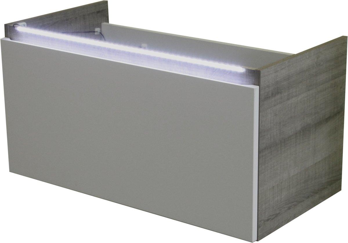 fackelmann piuro waschbeckenunterschrank 85 cm waschbeckenunterschr nke badm bel badedu. Black Bedroom Furniture Sets. Home Design Ideas