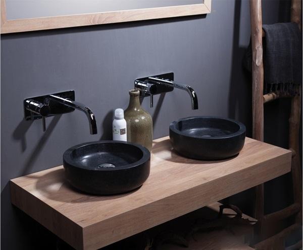 Naturstein-Waschtische   Unsere Badideen   BadeDu
