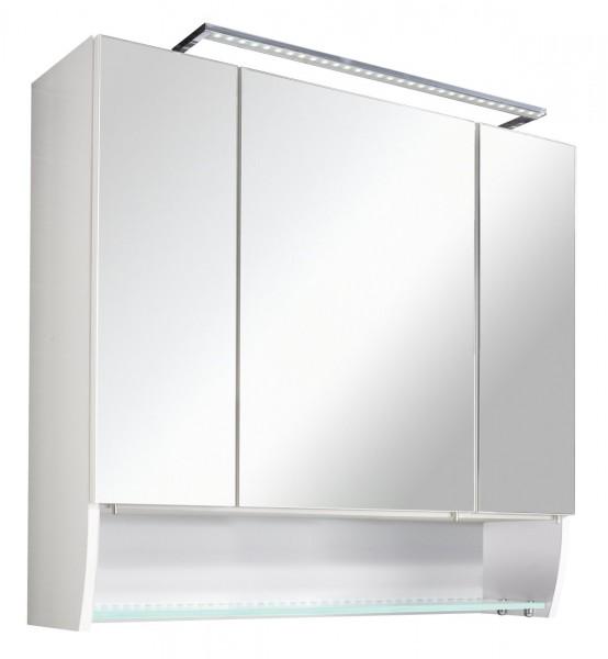 Fackelmann SCENO LED Spiegelschrank 80 cm, 82383