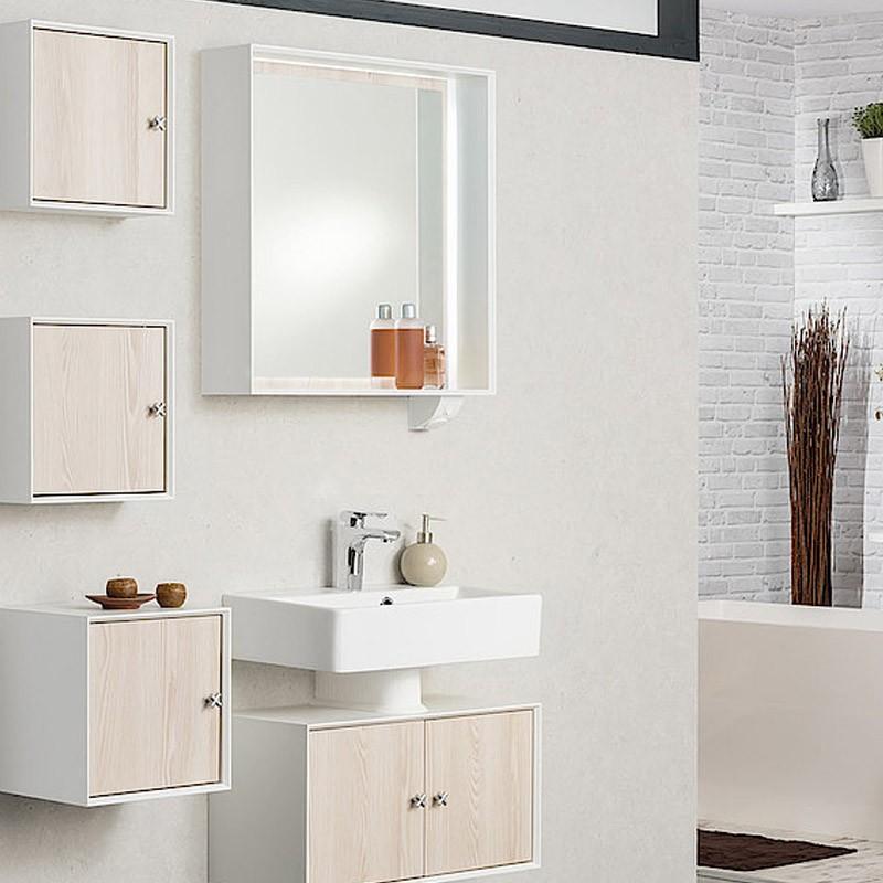 Badspiegel mit ablage great badspiegel mit ablage und licht erstaunlich badspiegel ohne licht - Badspiegel mit ablage ...