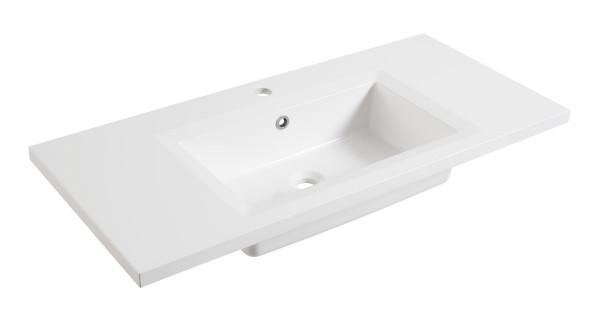 fackelmann scera waschbecken 100 cm waschbecken badm bel badedu. Black Bedroom Furniture Sets. Home Design Ideas