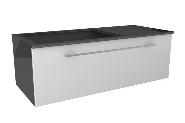 Lanzet K5 Waschtischunterschrank 118 cm, 7144812