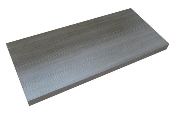 Fackelmann HYPE Waschtischplatte ohne Ausschnitt 110 cm, 83292