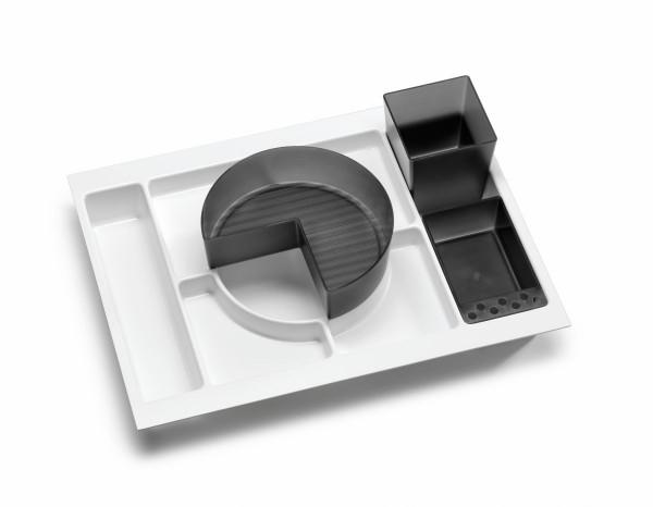 Fackelmann Organisations Set für Schubladen 60 cm, 89603