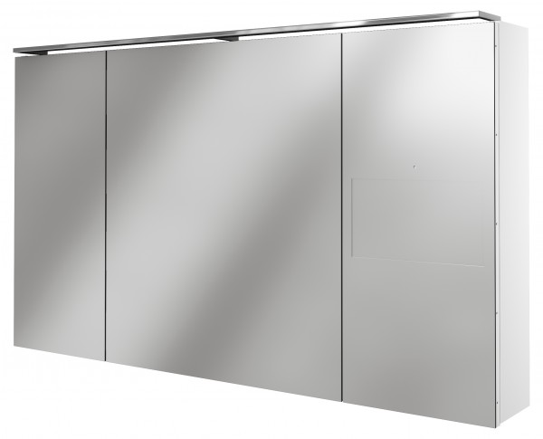 Lanzet Multimedia Spiegelschrank 120 cm SmarT