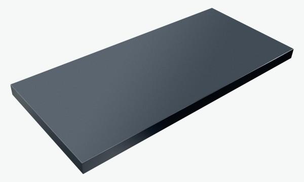 Fackelmann HYPE Waschtischplatte ohne Ausschnitt 110 cm, 83252