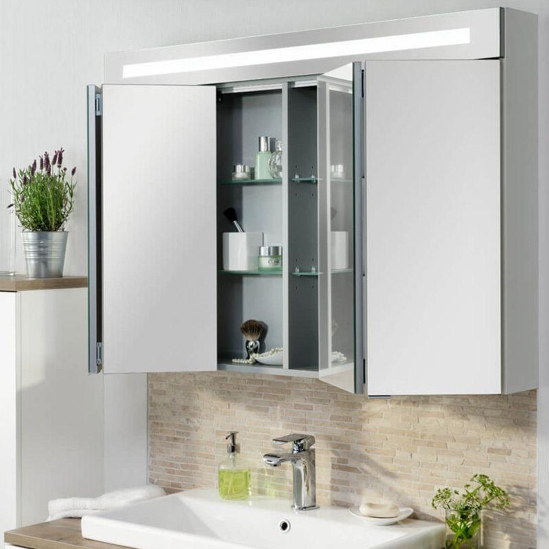 Spiegel im Bad | Unsere Badideen | BadeDu