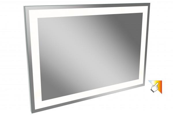 Spiegel 100 Cm : Alape sp r spiegel Ø cm umlaufend indirektes led licht