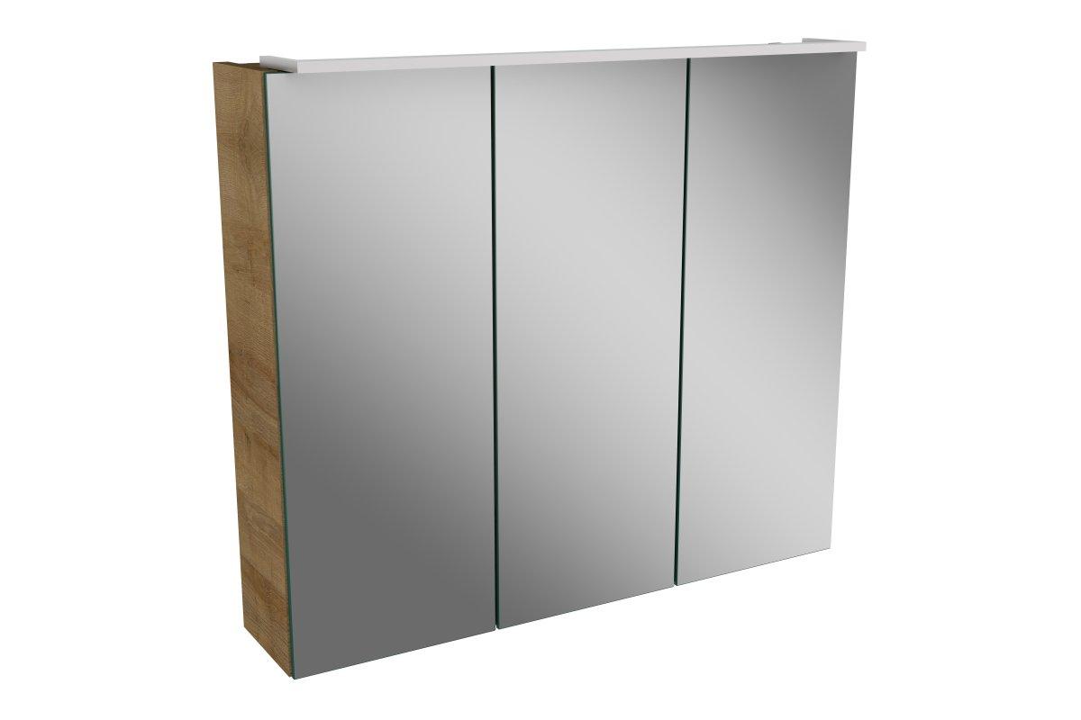lanzet l5 spiegelschrank 70 cm spiegelschr nke badm bel badedu. Black Bedroom Furniture Sets. Home Design Ideas